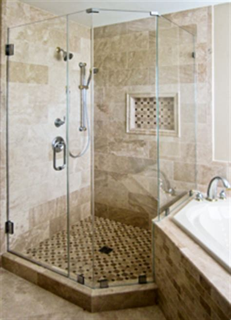 Frosted Bath Shower Screens frameless shower doors custom glass enclosures and