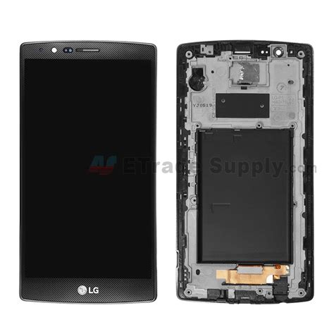 Lcd Lg G4 lg g4 h815 lcd assembly with front housing no small parts