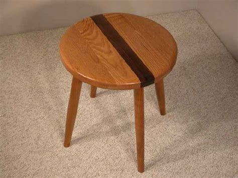 Handcrafted Wooden Stools - custom handmade wooden stools by dumond s custom furniture