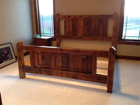 diy headboard and footboard headboard and footboard bed frame effortless diy bed frame