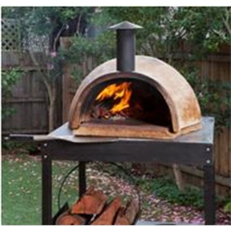 Build Wood Fired Pizza Oven Your Backyard Chapala 800 X 840mm Clay Pizza Oven Stand Bunnings Warehouse