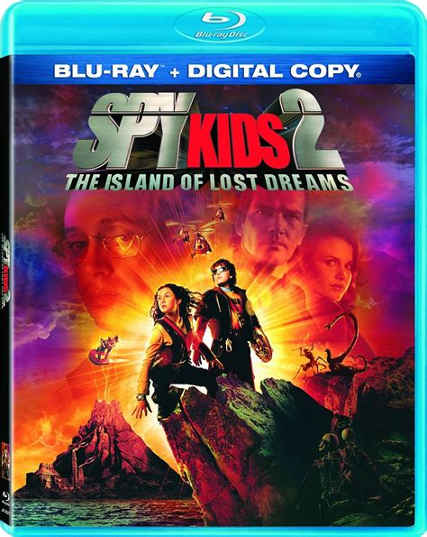 island of dreams a spy kids 2 island of lost dreams 2002 720p bluray x264 dts wiki high definition for fun