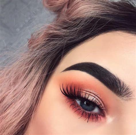 1000 ideas about peach eyeshadow on pinterest eyeshadow makeup goal tumblr