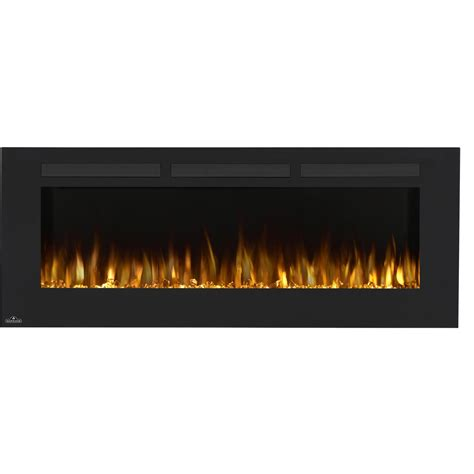 Napoleon Linear Wall Mount Electric Fireplace by Napoleon 60 Inch Linear Wall Mount Electric