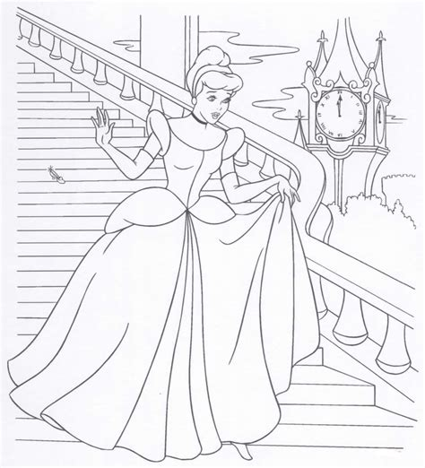 coloring pages for princess free printable disney princess coloring pages for