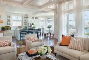 coastal chic coastal chic beach style living room providence by