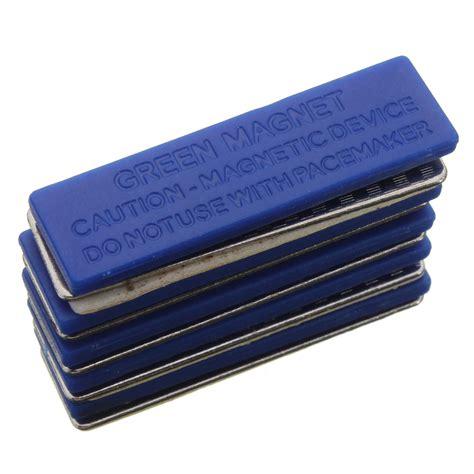 Id Card Holder Magnet Name Tag Holder Magnet Tempat Id Card Magnet 46 x 13mm magnetic name tag badge fastener id holder metal card strong magnet ebay