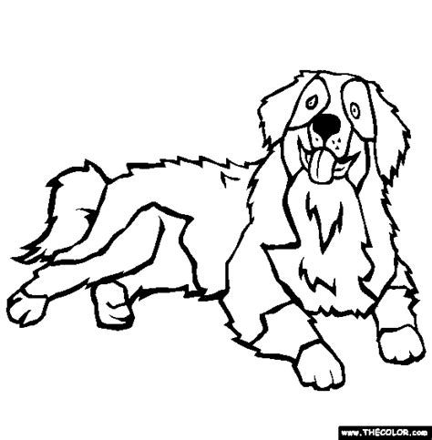 coloring pages of dogs online dogs online coloring pages page 1