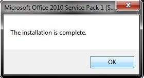 Microsoft Office 2010 Service Pack 2 by Office 2010 Slipstream With Service Pack 1 Windows 7