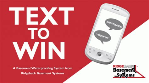 Sweepstakes Text To Win - text to win sweepstakes text to win contests congrats to our 929 jack fm contest