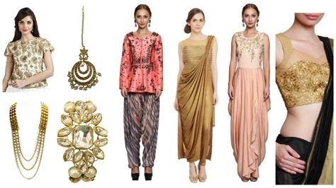 latest trends latest indian fashion trends to keep you sorted