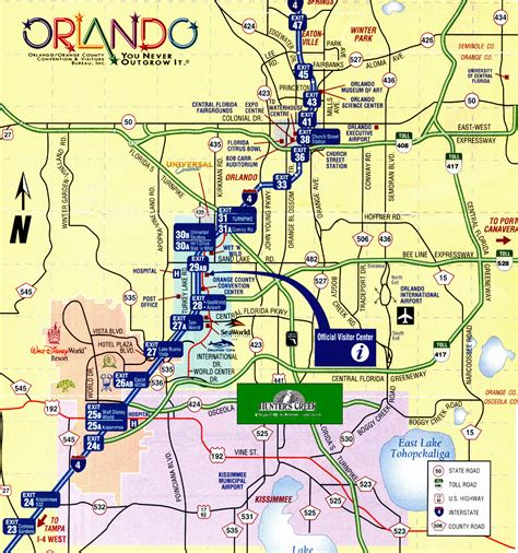 map of orlando fl villas 4 orlando florida location