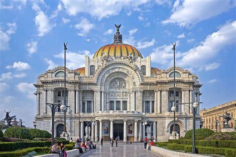 Neoclassical Design by Palacio De Bellas Artes Wikipedia