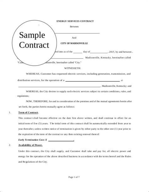 knowing about business term service contracts why your business needs term service contracts
