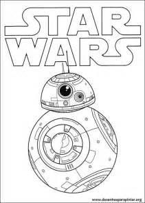 desenhos pintar bb8 chewbacca jedi outros personagens novo star wars despertar