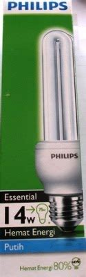 Lu Philips Essential 11 Watt lu 36 cv putra pundarika