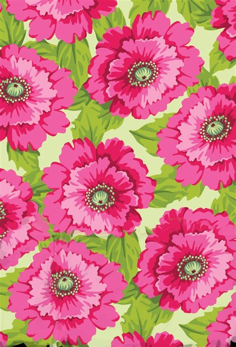 green wallpaper with pink flowers pin by bebel franco on estas pinterest
