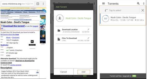 utorrent android android utorrent let 246 lt 233 se 233 s haszn 225 lata mobilefanatics hu