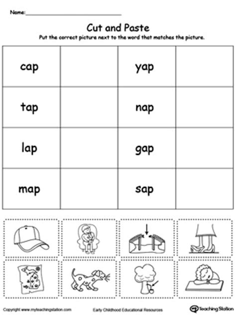 ap pattern words all worksheets 187 an word family worksheets printable