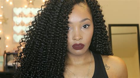 crochet hairstyles with freetress hair new freetress water wave 3x flexi lock pre loop hair
