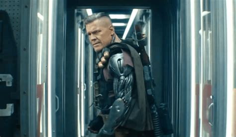 who plays cable in deadpool 2 deadpool 2 s josh brolin says there is a four arc for