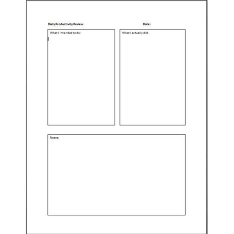 one on one template did you really get a lot done today helpful templates for