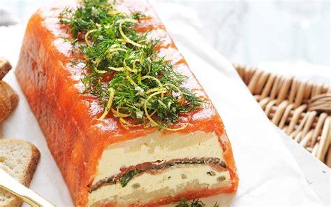 smoked salmon terrine recipe smoked salmon terrine recipe food to love