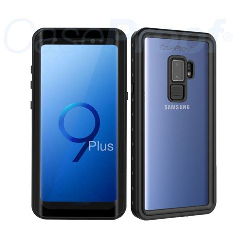 R Samsung S9 Waterproof by Waterproof Shockproof For Samsung Galaxy S9 Plus