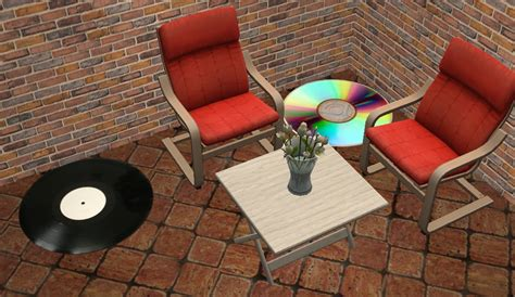 ikea ringum rug theninthwavesims the sims 2 compact disc and vinyl record recolors of ikea ringum rug