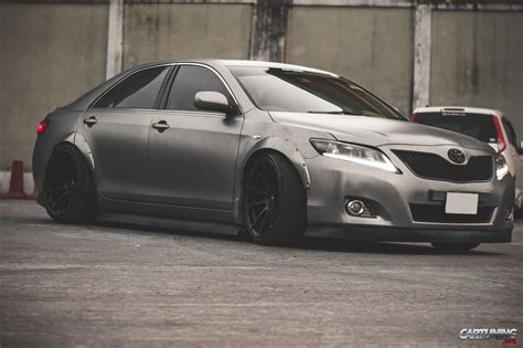 widebody toyota toyota camry v40 widebody