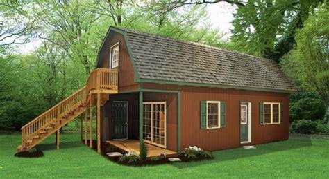 Amish Floor Plans by American Storage Buildings