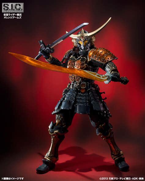 S I C Sic Kamen Rider tamashii up june 2016 s i c kamen rider gaim orange