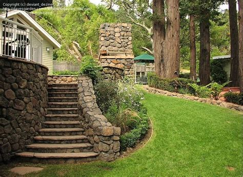 garden design step designs needed for steep bank 1 by