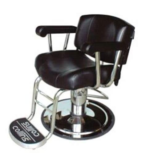 collins continental barber chair salon equipment