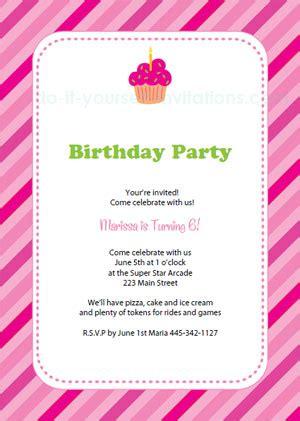 free printable invitations birthday 2 free printable birthday invitation templates