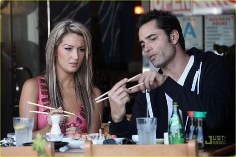 who is victor webster dating victor webster girlfriend wife full sized photo of victor webster bikini girl sushi sake