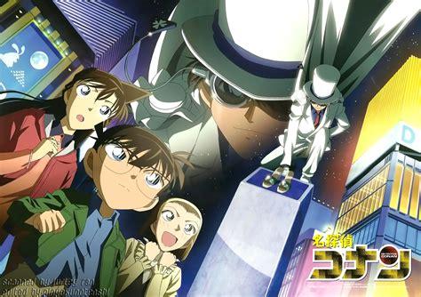 anime detektif 10 fakta menarik tentang anime detektif conan yang korang