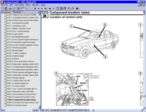 auto repair manual free download 1996 bmw 8 series electronic valve timing bmw electrical troubleshooting manual e36
