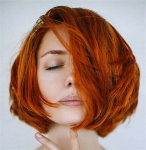 hairstyles for thick red hair 16 fabulous short hairstyles for girls and women of all