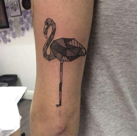 50 flawless flamingo tattoos tattooblend