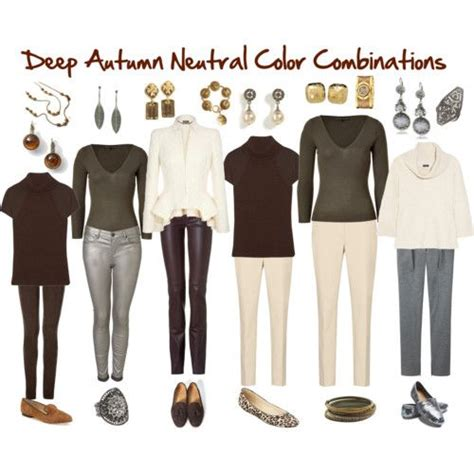 neutral colors clothing best 20 deep autumn ideas on pinterest deep autumn