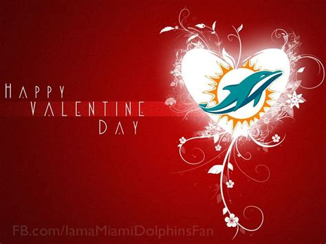 valentines day miami 104 best football miami dolphins images on