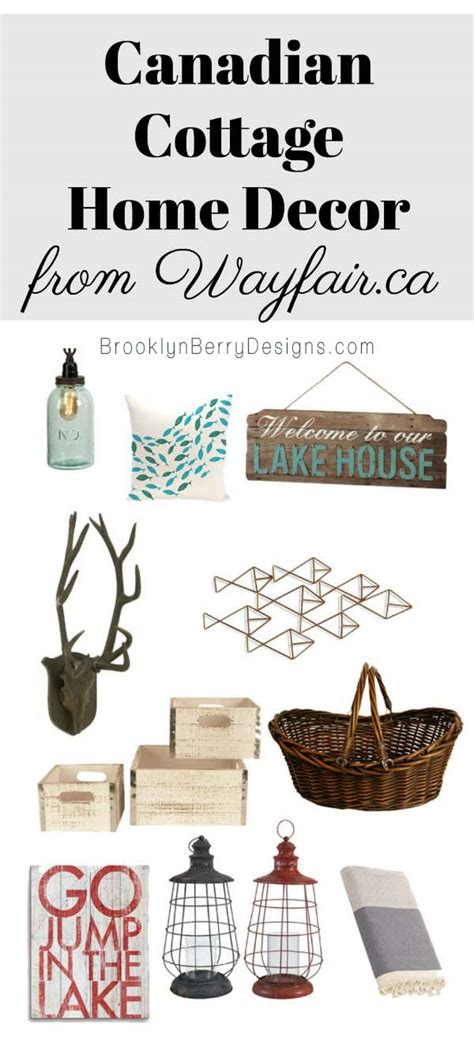 home decor canada online canadian cottage decor brooklyn berry designs