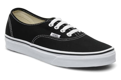 imagenes vans negras vans authentic w noir baskets chez sarenza 109821