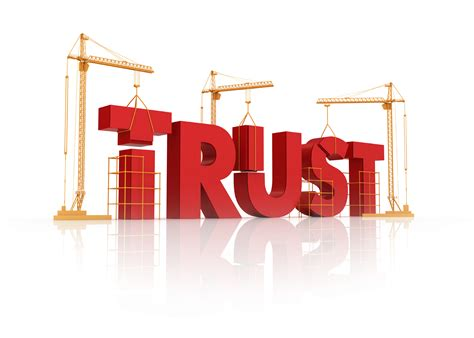 And The Tr St by Trust Quotes For Business Quotesgram