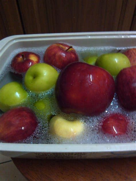 Wadah Baskom Cuci Beras Buah Dan Sayur cara benar mencuci sayuran dan buah kesehatan carapedia