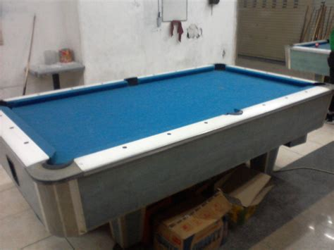 Meja Billiard Ukuran 9 mejabilliard123 meja billiard murrey bekas 6feet