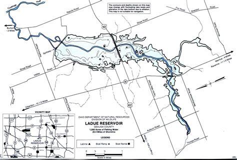 boats for sale northeast ohio ladue reservoir fishing map northeast ohio go fish ohio