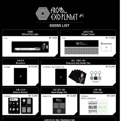 Exo Cooling Bandana po exo 1st concert goods craysquare