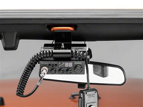jeep radio antenna rugged ridge wrangler cb radio antenna mount kit 11503